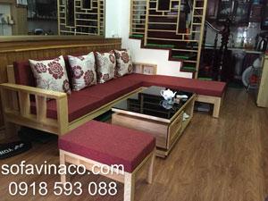 Làm đệm ghế gỗ chất lượng tại đâu - Vinaco