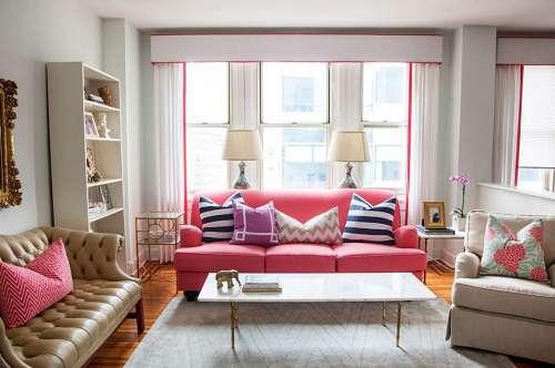 4 chất liệu vải bọc nệm sofa được sử dụng phổ biến