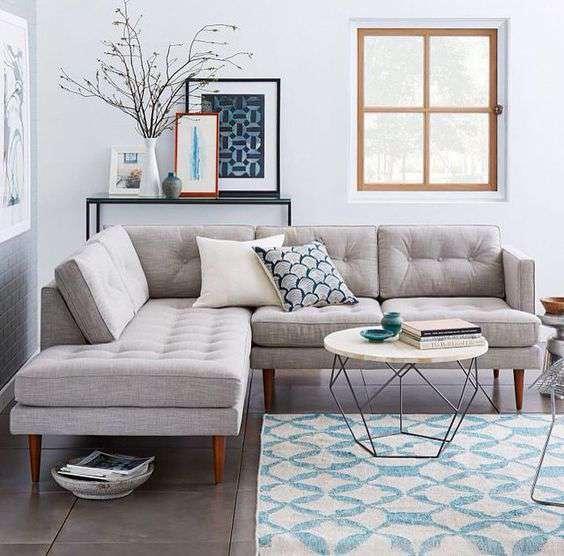 5 lưu ý để lựa chọn màu sắc vải ghế sofa phù hợp với không gian