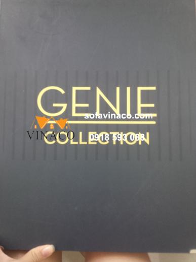 Bộ sưu tập Genie - Vải Indo cao cấp