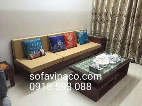 Bọc đệm ghế sofa tại nhà