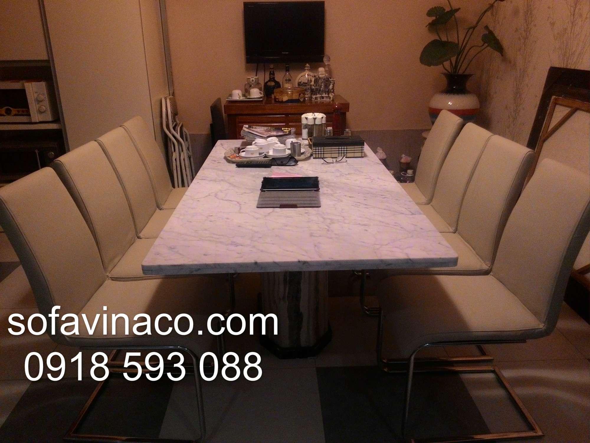 Bọc ghế bàn ăn - Trương Định - Hoàng Mai - Hà Nội
