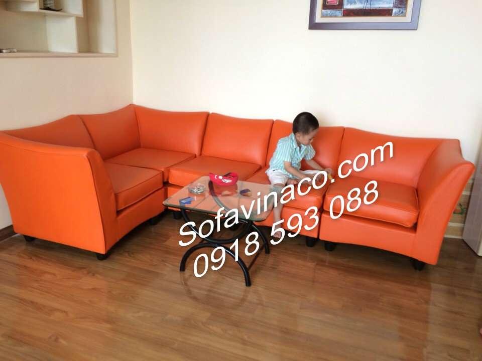 Bọc ghế sofa da - N03 Trần Đăng Ninh- Cầu Giấy - Hà Nội