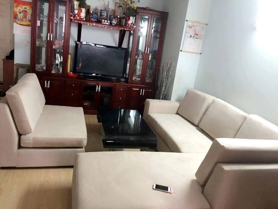 Bọc ghế sofa tại Fodacon Bắc Hà - Nguyễn Trãi - Thanh Xuân