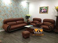 Bọc ghế sofa tại Vũ Ngọc Phan, Láng Hạ, Hà Nội
