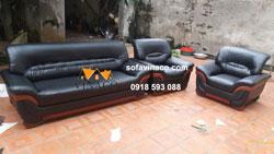 Bọc lại ghế sofa da bị rách tại Đồng Tháp, Đan Phượng