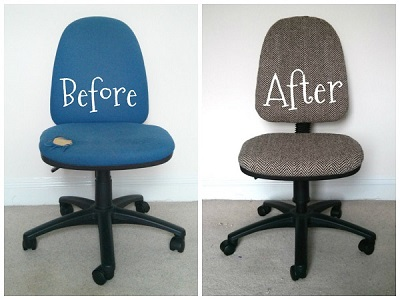 Bọc lại ghế văn phòng chất lượng với công ty bọc ghế da Vinaco