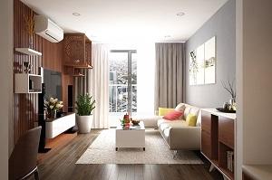 Cách phối màu giữa các nội thất trong phòng khách phù hợp
