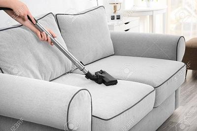 Cách vệ sinh ghế sofa trong 3 bước đơn giản