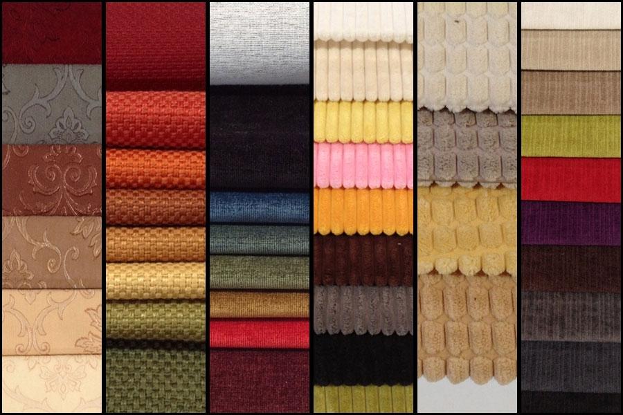 Chọn vải bọc ghế sofa như thế nào là tốt nhất?