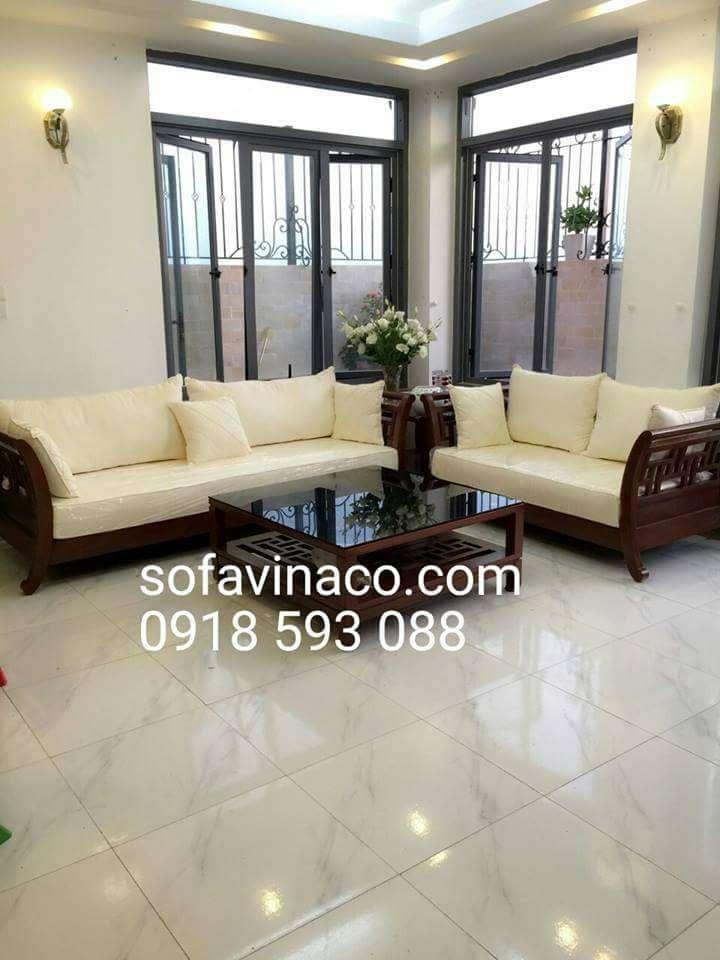 Đệm cho ghế sofa gỗ tại sofavinacao