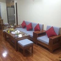 Đệm ghế gỗ giá rẻ tại Hà Nội - Bảo hành 1 năm