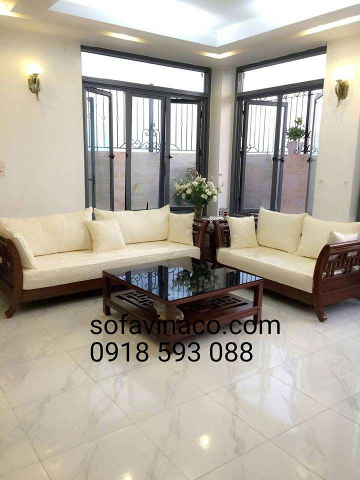 Đệm ghế sofa phong cách Grand Bois