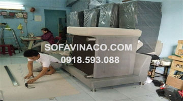 Địa chỉ bọc đệm ghế sofa uy tín tại Hà Nội