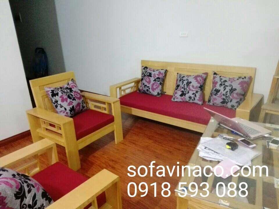Địa chỉ mua đệm ghế sofa gỗ trong hà nội