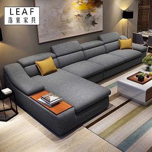 Đóng mới sofa theo bản phối 3D cho khách hàng tại Điện Biên.
