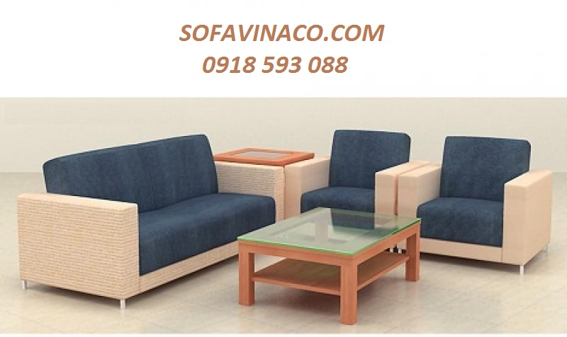 Ghế sofa salon Vải Nỉ