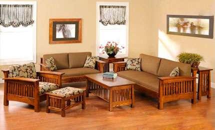 Làm đệm ghế sofa gỗ chất lượng, uy tín tại Hà Nội