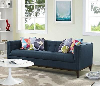 Lựa chọn đơn vị để bọc lại bộ ghế sofa phòng khách