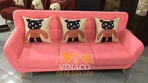 Mẫu ghế sofa đơn nhiều màu - Tặng 3 gối ngẫu nhiên (Part 2)