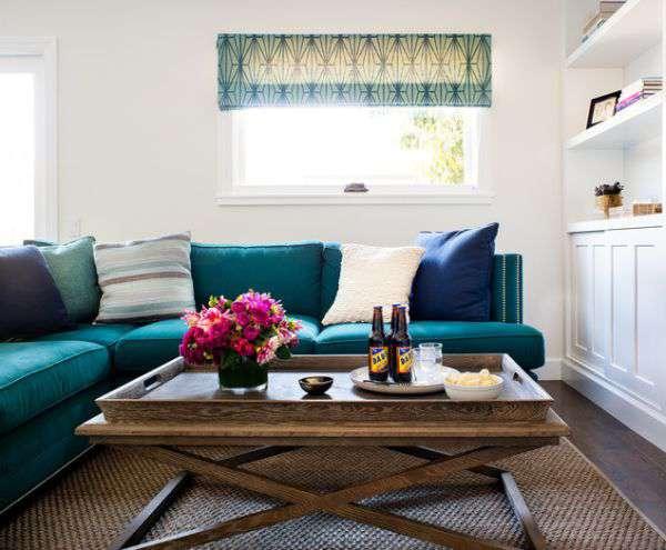 Màu sắc sofa phòng khách và cách phối màu cơ bản