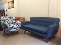 Mẫu sofa nỉ SN03