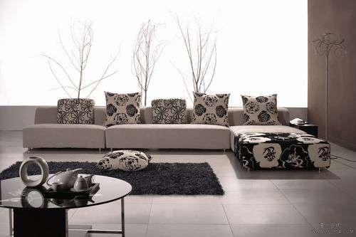 Mẫu sofa vải V001
