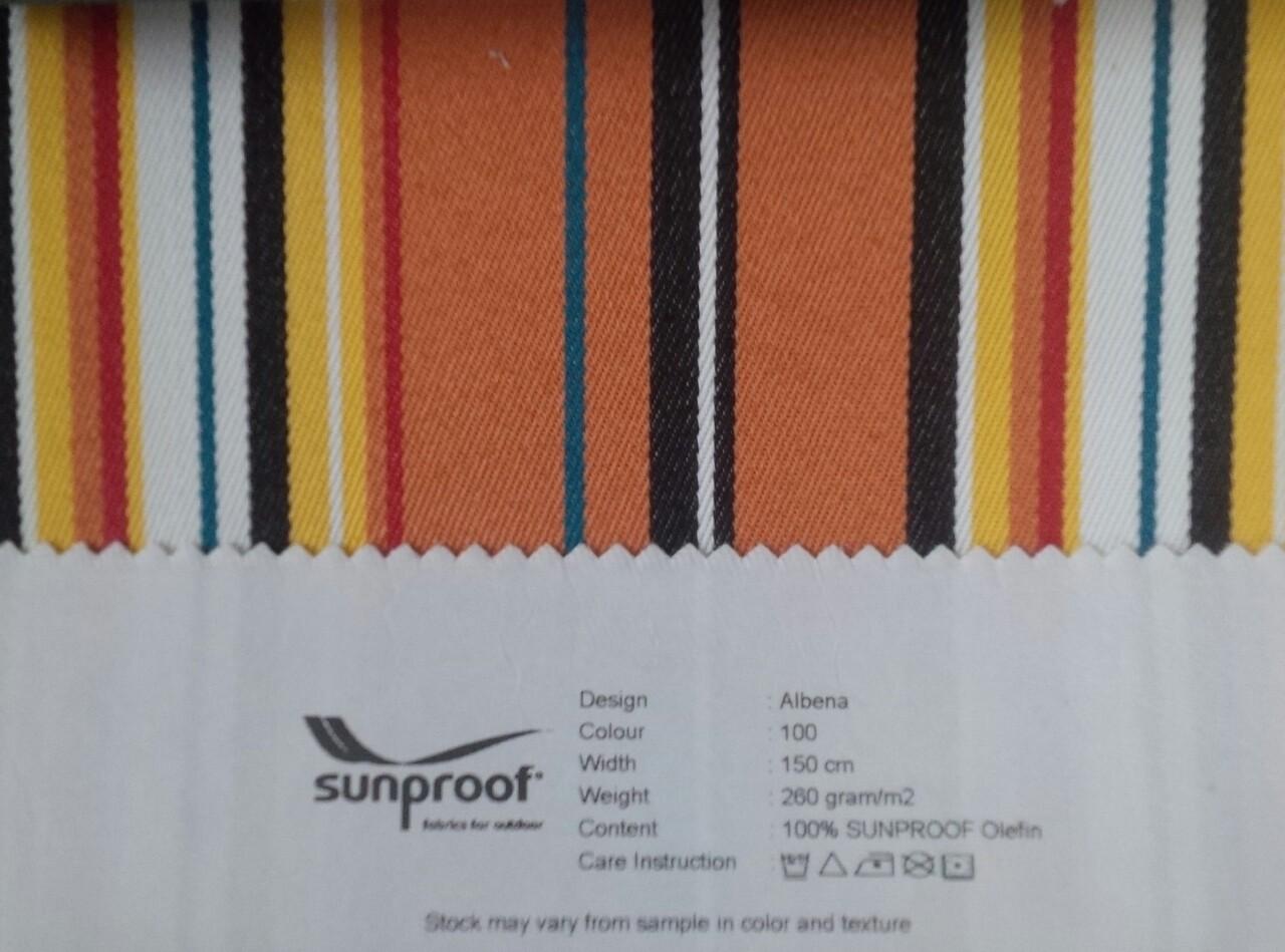 Mẫu vải chống thấm cao cấp Cartenra