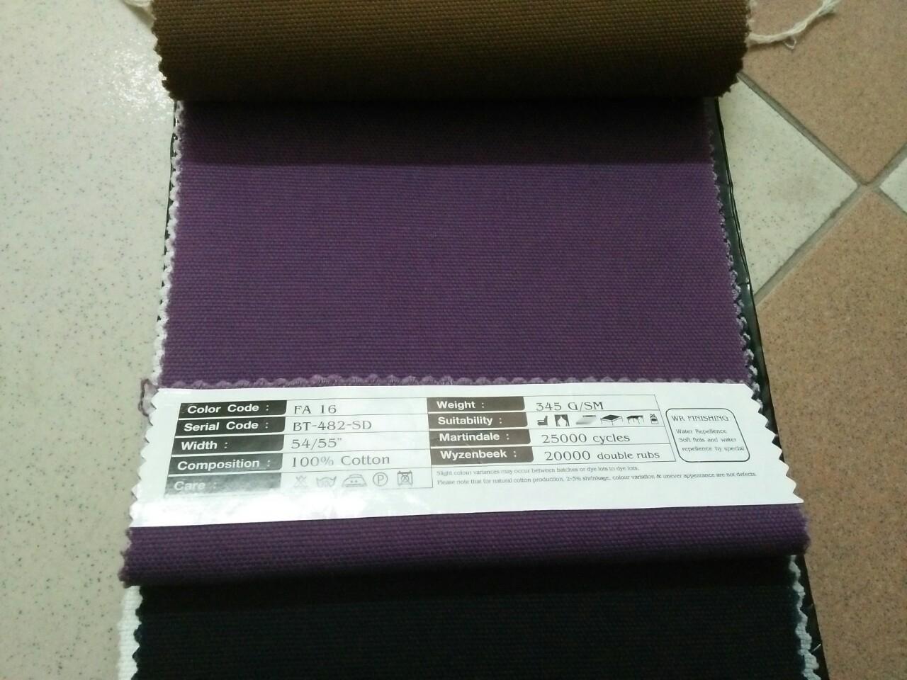 Mẫu vải cotton Hàn Quốc cao cấp