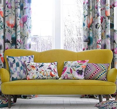 Một số loại vải bọc ghế sofa phổ biến và chất lượng