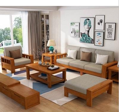 Những mẫu đệm ghế phòng khách đẹp tại Sofavinaco