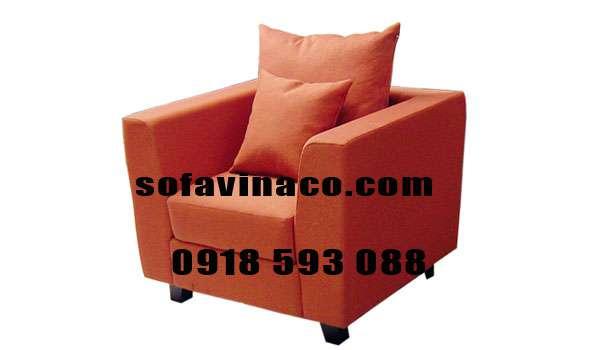 Sofa vinaco chuyên bọc ghê sofa đơn nhỏ giá rẻ