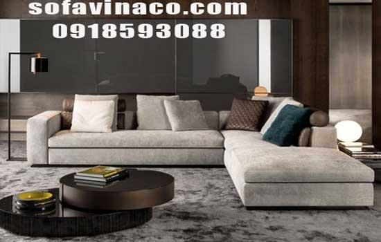 Sofavinaco chuyên bọc lại ghế sofa góc giá rẻ