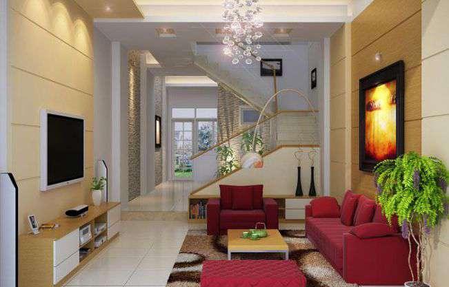 Tiêu chí để thiết kế nội thất phòng khách nhà ống