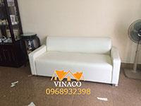 Thay vỏ bọc ghế sofa da tại Lạc Long Quân, Hà Nội
