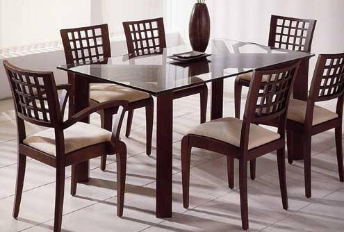 Ghế bàn ăn bọc da Boc-ghe-an-ha-noi