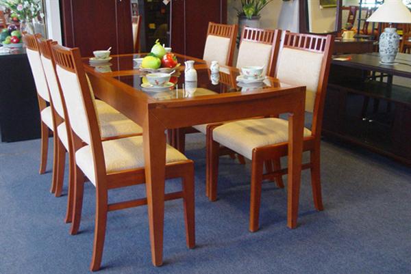 Bọc ghế ăn tại Hà Nội