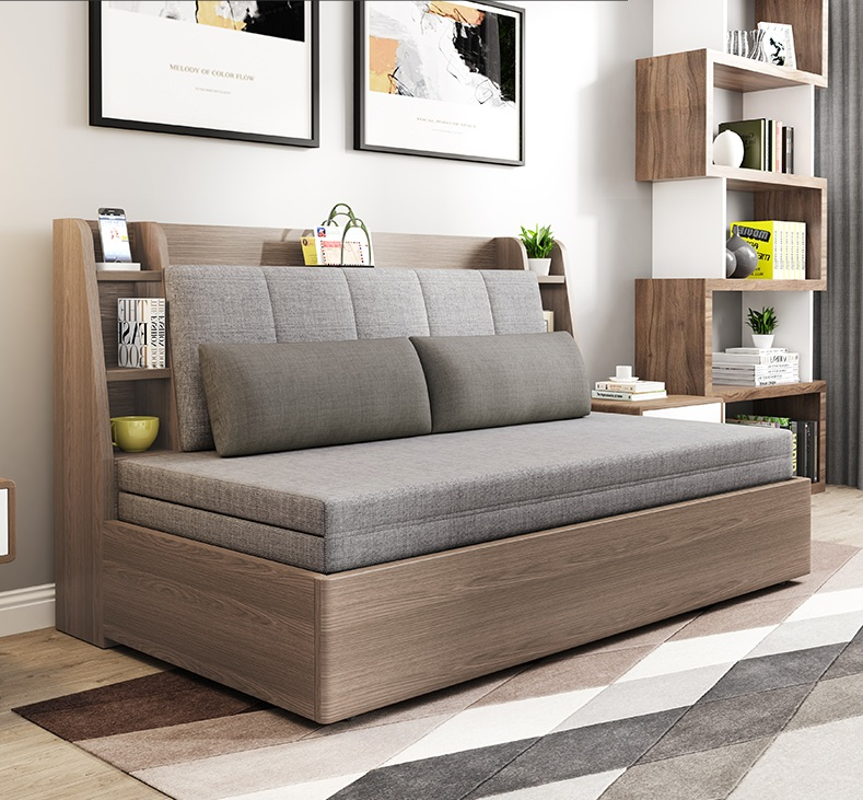 4 lợi ích tuyệt vời của một chiếc Sofa giường