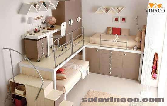 5 thiết kế phòng ngủ cho trẻ em bạn cần phải biết
