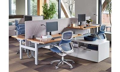 9 kiểu văn phòng có thiết kế lạ đẹp mắt