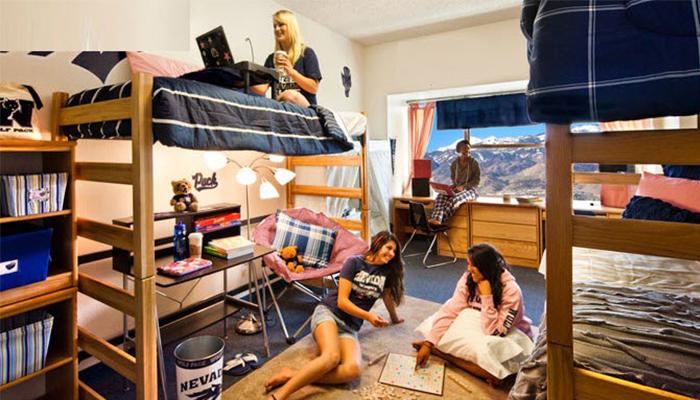 Bảo vệ vết bẩn cho nội thất trường cao đẳng