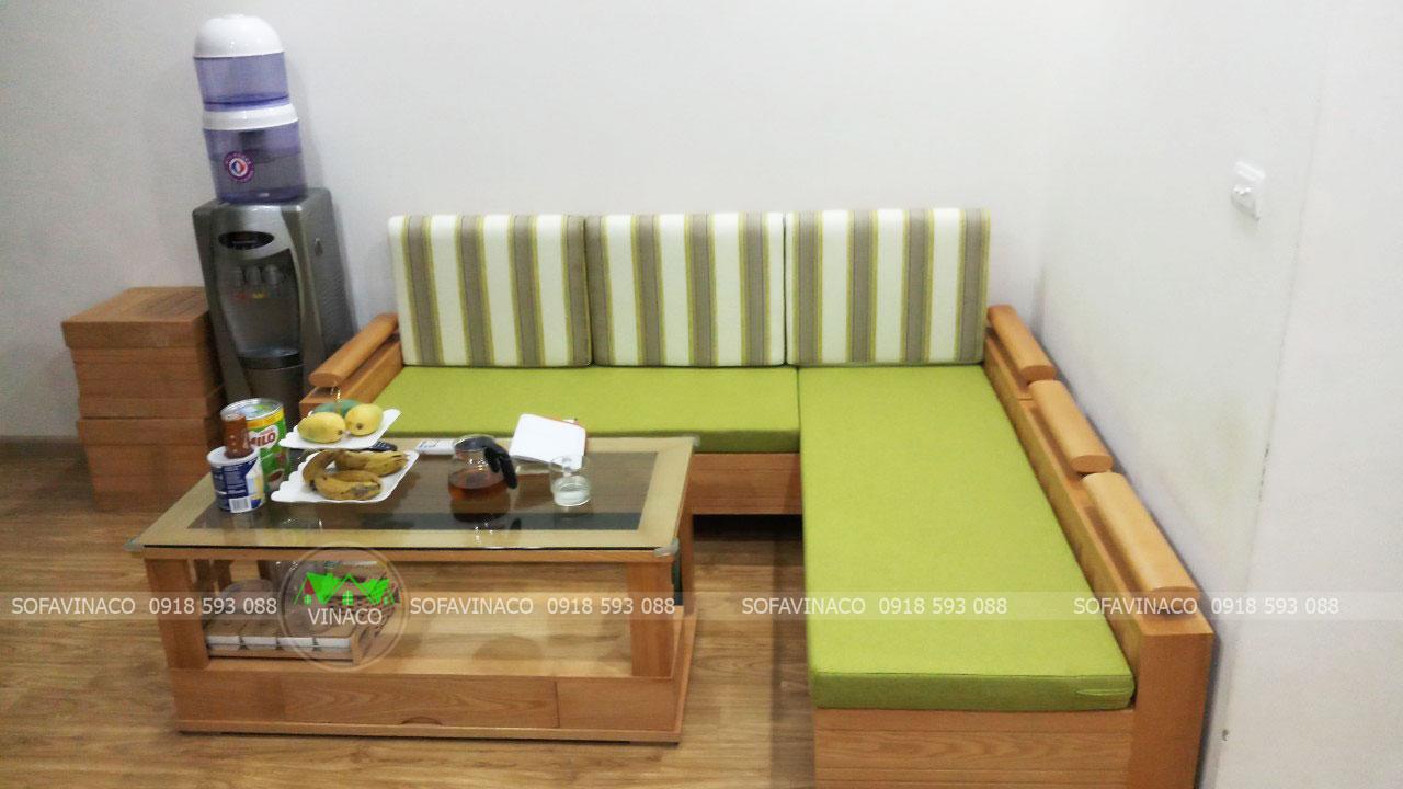 Bí quyết để lựa chọn đệm ghế gỗ cho phòng khách