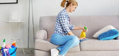 Bí quyết giúp chị em phụ nữ làm mới ghế sofa