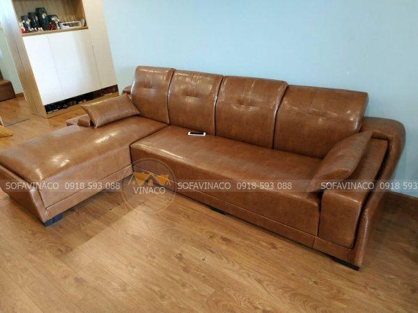 Bộ ghế sofa thể hiện được tính cách của chủ nhà qua cách lựa chọn bọc ghế
