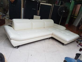 Bộ sofa da D006