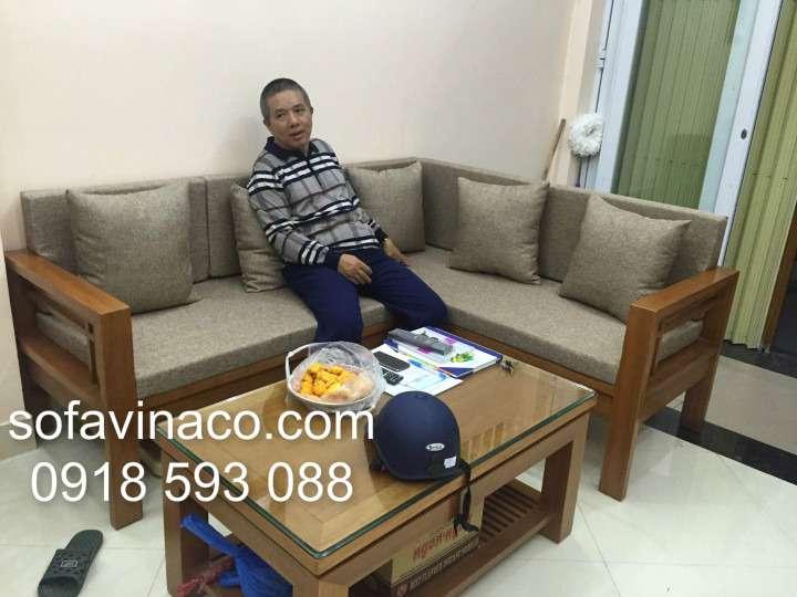Bọc đệm ghế sofa tại Hà Nội