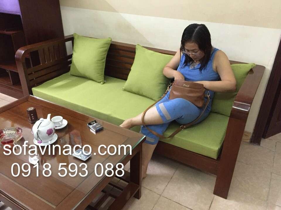 Bọc đệm ghế sofa tại Mỹ Đình- Hà Nội