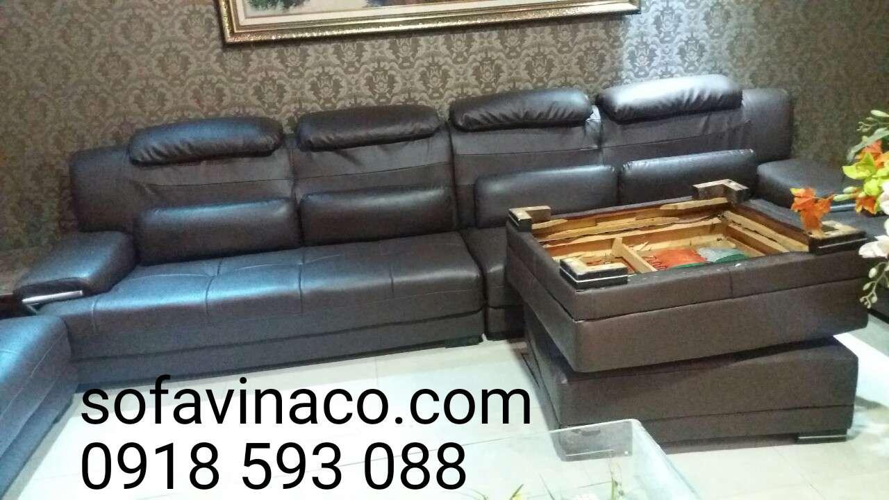 Bọc ghế sofa da tại nhà