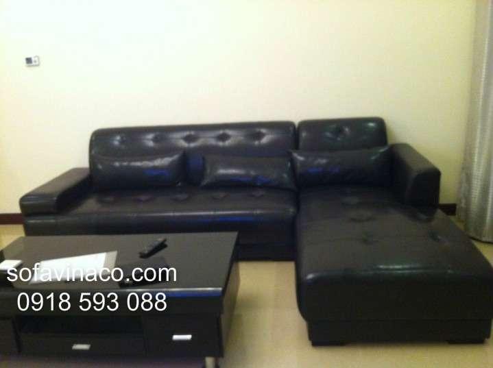 Bọc ghế sofa góc 0109