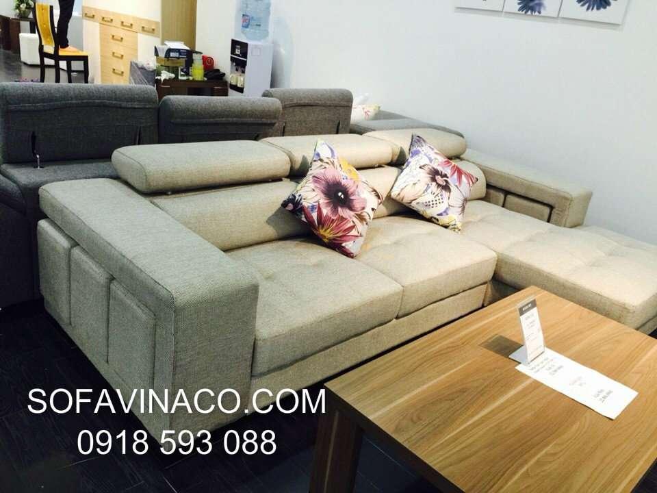 Bọc ghế sofa nỉ tại Hà Nội